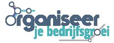 Organiseer je bedrijfsgroei Logo