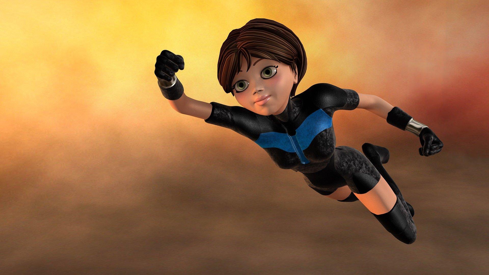 superwomen - plannen